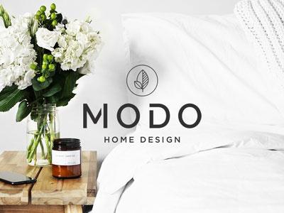 Modo Home Logo logo