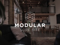 Modular Sure Site Logo