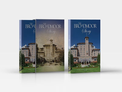 The Broadmoor Story book