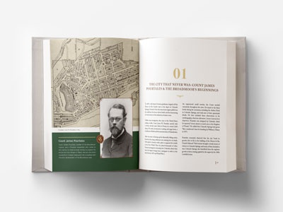 The Broadmoor Story Interior book
