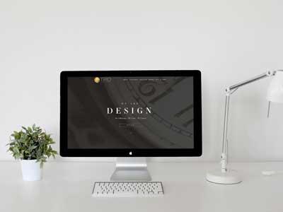 TRIO Website website