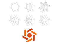 Symbol construction process