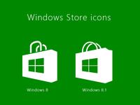 Windows Store Icons