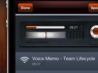 Voice O Meter