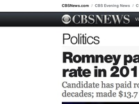 Politics, The New CBS News