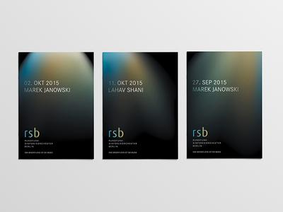 Rundfunk-Sinfonieorchester Berlin - Event Brochure