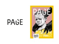 Logo Design 1 - PAGE Magazin