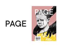 Logo Design 2 - PAGE Magazin