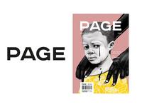 Logo Design 3 - PAGE Magazin