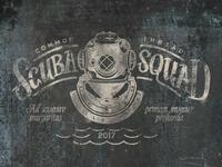 Scuba Squad Logo