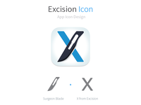 Excision For Dribbble