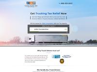 Trucker landing page final second