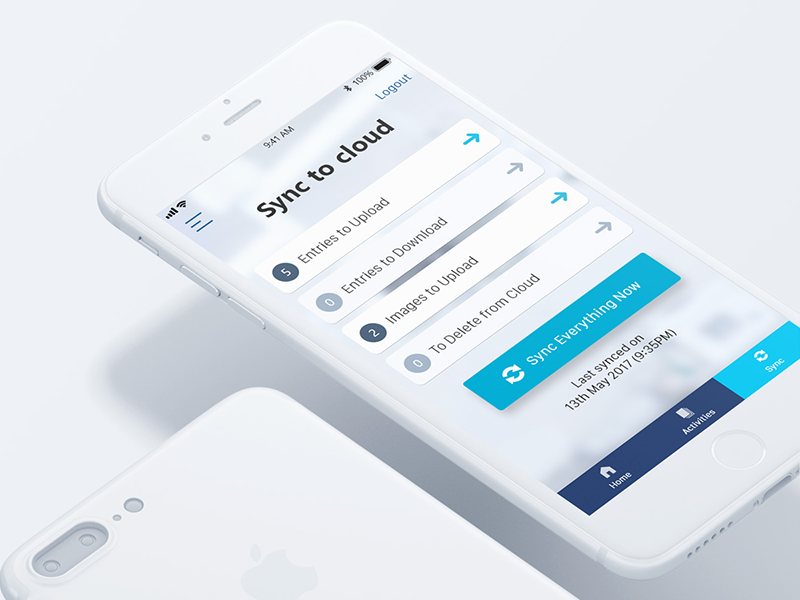 Medical App Adobe XD by Muhammad Ahsan Pervaiz on Dribbble