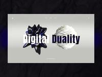 Digital Duality Agency [concept]
