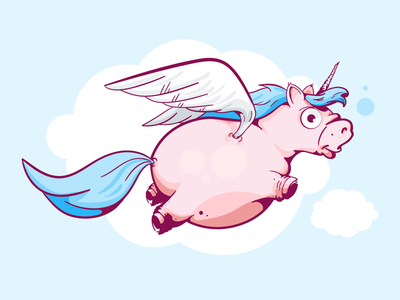 Pig-Unicorn