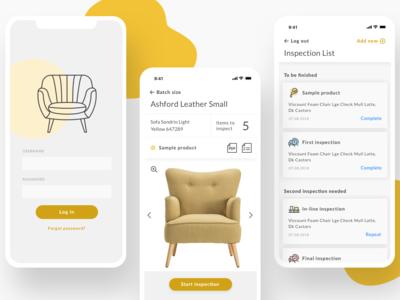 Concept - iOS application