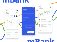 mBank - Redesign