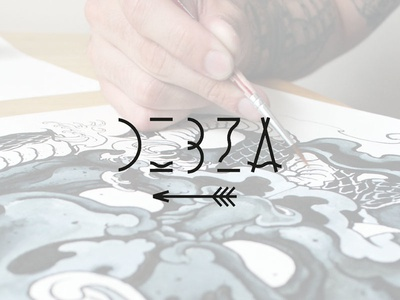 Vidéo painting DEBZA