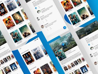 Online Cinema App