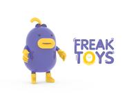 FREAK TOYS-02
