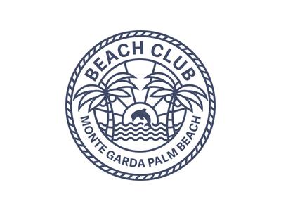 Beach club Monte Garda