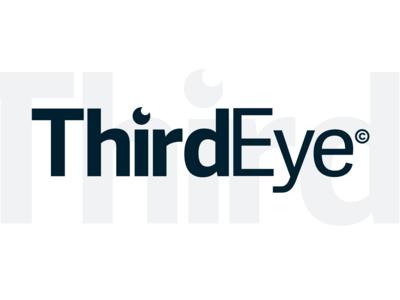 Third eye logo concept