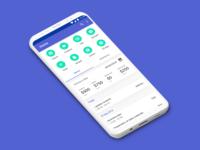 Snet mobile app design interface ux sketch ui application dribbble