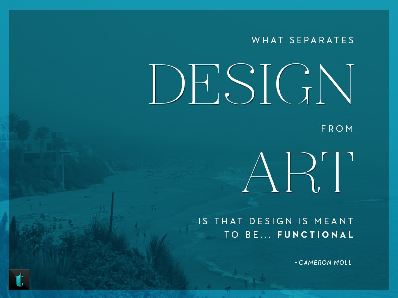 Web Design Quotes Quote1 By Teodora Dribbble Dribbble