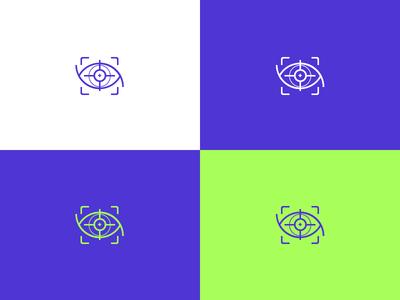More icon concepts icon logo target eye