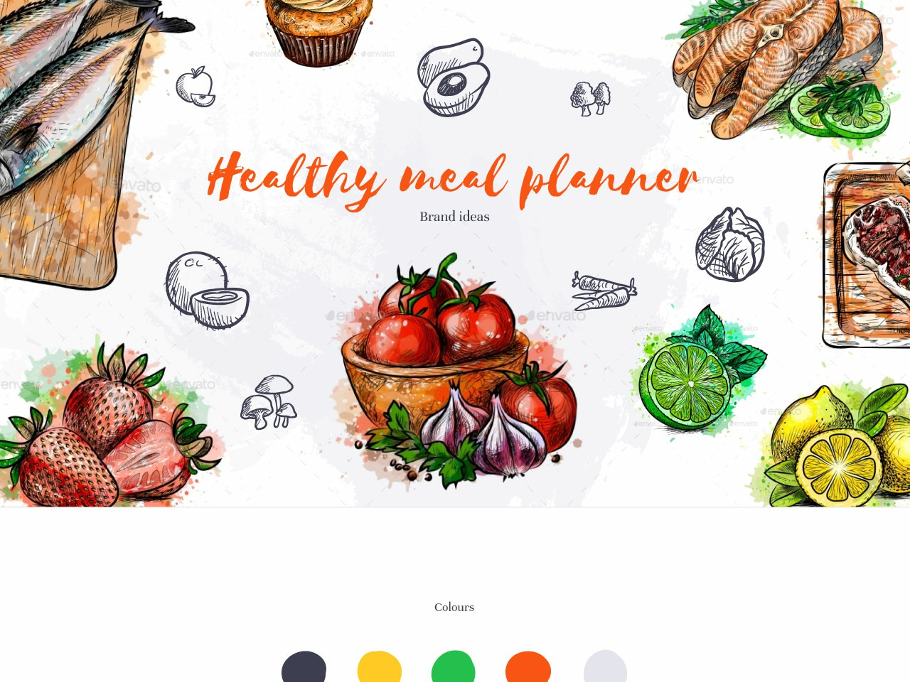 Meal planner brand