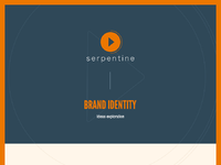 Brand ideas serpentine tv