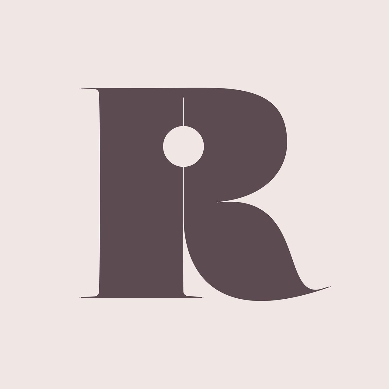 R shape