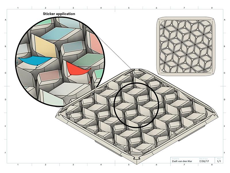 Bose Build Pattern custom bose pattern