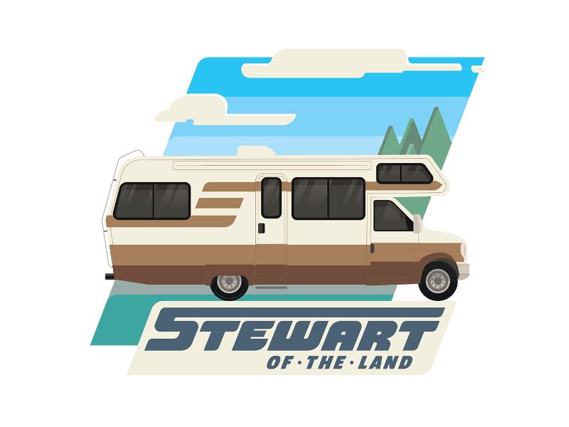 Stewart the RV adventure