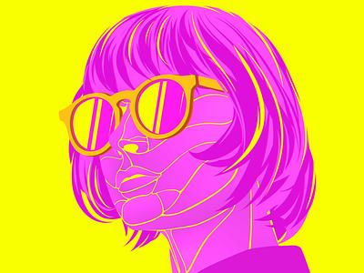 Portrait experiment experiment bold portrait