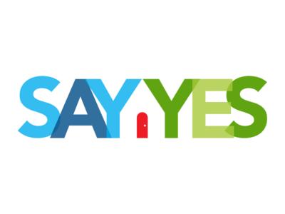 Say Yes Logo 2