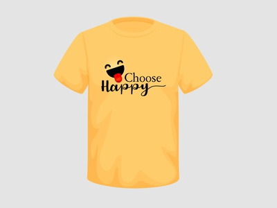 Choose Happy Logo !