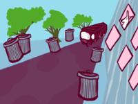 The Garbage Man Cometh