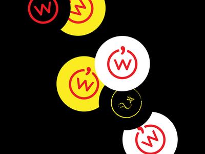 O'Wings coasters
