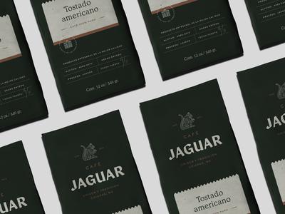 Café Jaguar bags