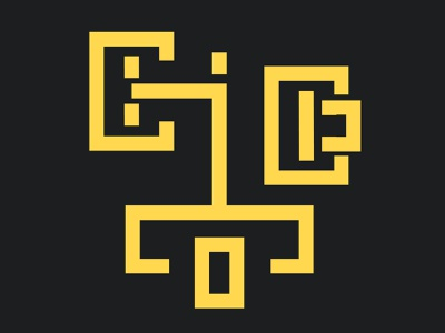 Code Child identity illustrator lettering website app icon ui vector logo design illustration