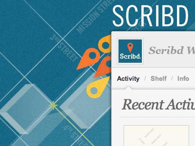 Scribd WWDC Party Doc Page wwdc scribd texture layout