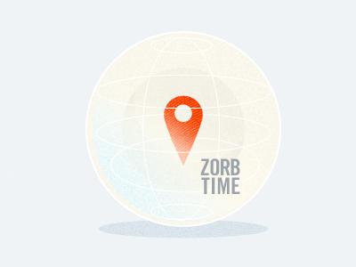 Zorb Time  illustration scribd graphic