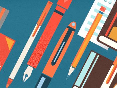 Scribd Facebook Header illustration illustration illustrator photoshop scribd