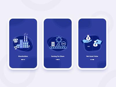 investment branding uidesign illustration website stock eps nav investment