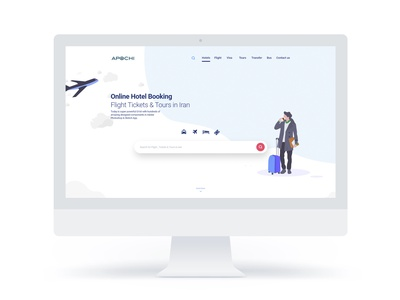 Travel ux design design colors landing page travel uiux uxdesign uidesign web design website