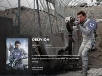 Movie Trailer Interface