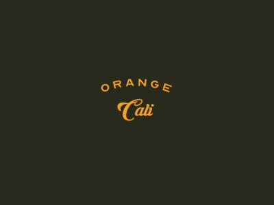 Orange, Cali