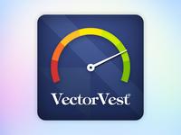VectorVest Stock Advisory - iOS App Icon