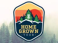 Homegrown Tour Logo